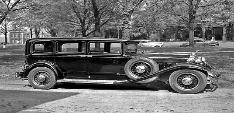 The Family Auto  -  1929 Packard
